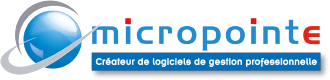 Micro Pointe Créateur de logiciels de gestion professionnelle