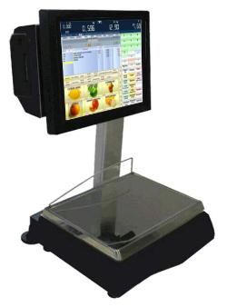 Balance PC EXA Open Scale