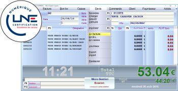 Version Evasion - Gamme Micro Gestion