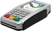 PIN pad VX 820 : paiement sécurisé et rapide