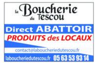 témoignage : logo de BOUCHERIE DU TESCOU